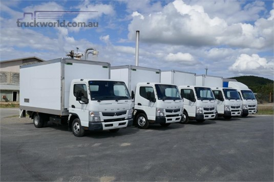 2017 Fuso Canter 515 - Trucks for Sale