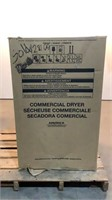 *New* Whirlpool Commerical Gas Dryer CGD9160GW