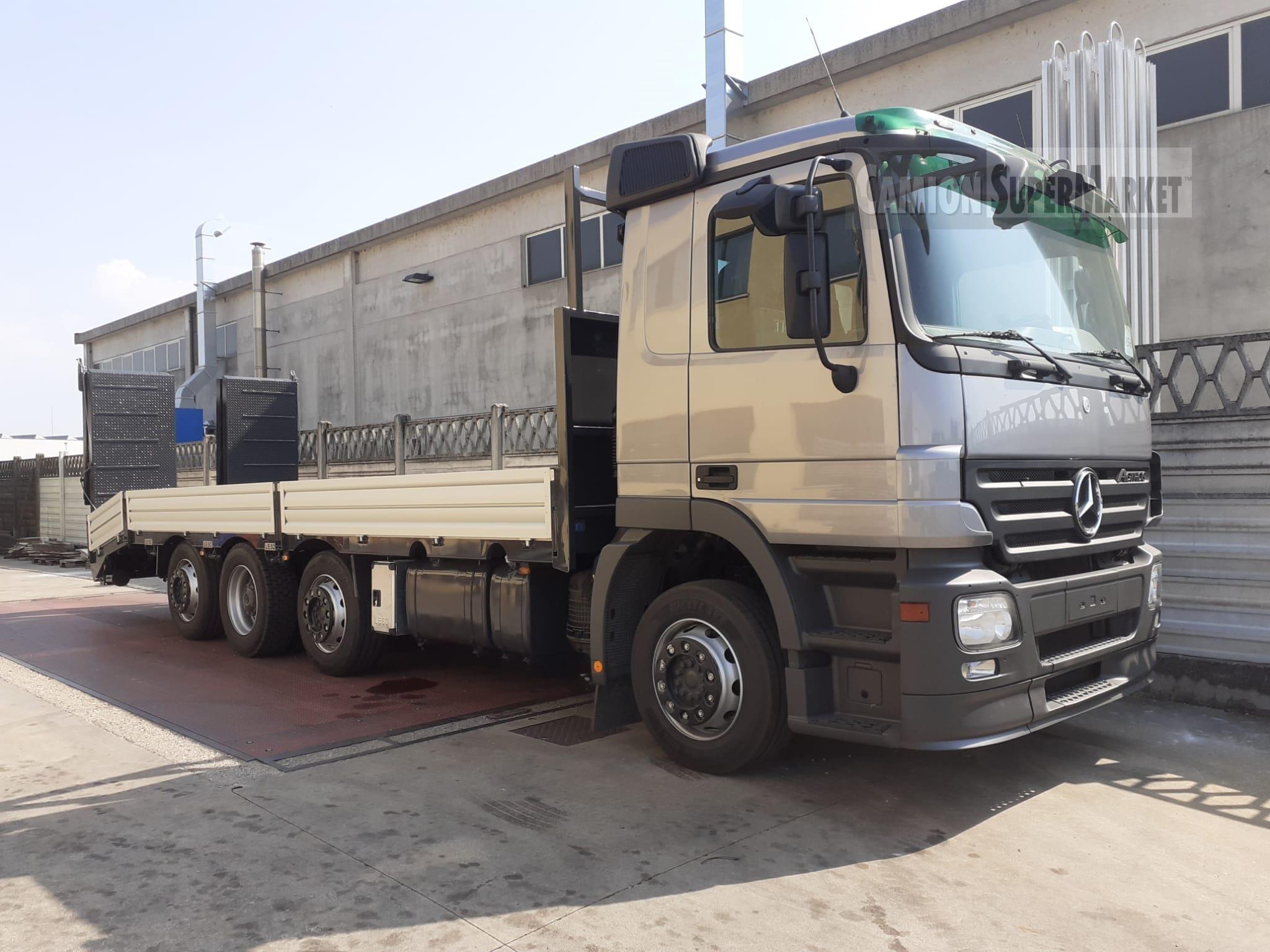 Mercedes-Benz ACTROS 3236