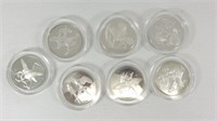 500 Silver Eagles From the Mint Cosing Sept. 28th at 9am
