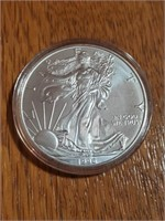 1996 Silver Eagle Bu Key Date Lowest