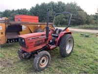 International 254 4 Wheel Drive Tractor