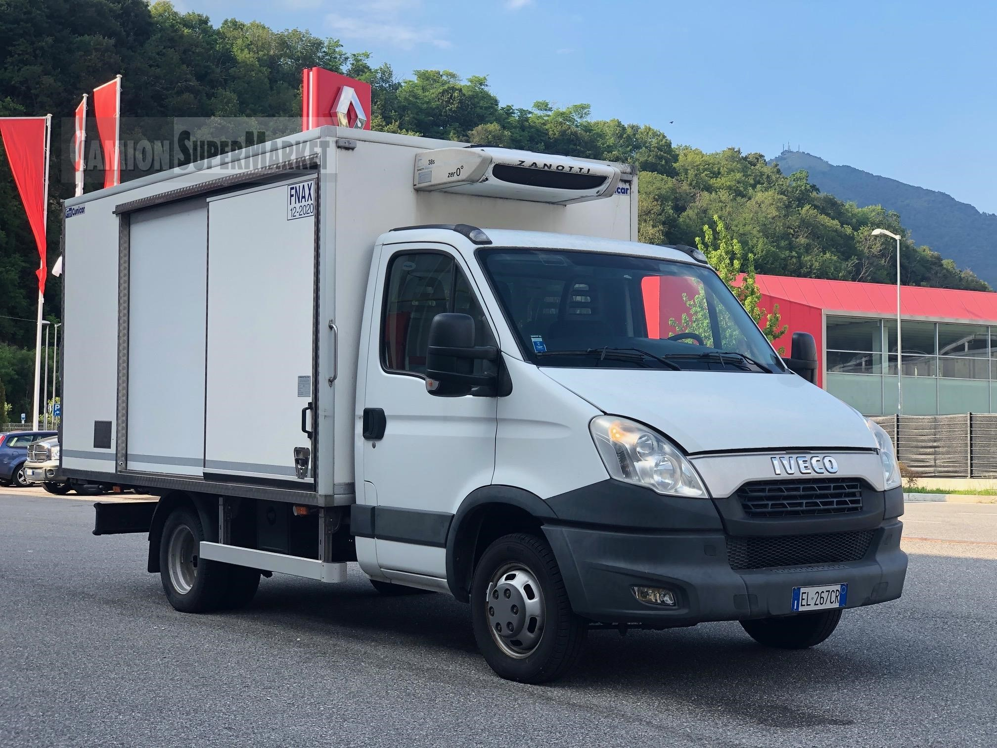 Iveco DAILY 52 C 15