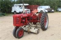 Farmall C Gas Tractor