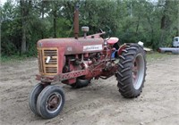 Farmall 450 Gas Tractor