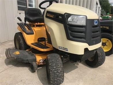 Cub Cadet Ltx For Sale 27 Listings Tractorhouse Com Page 1 Of 2