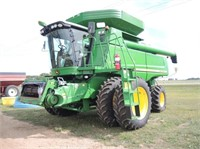 2011 JD 9770STS Combine #H09770SLB0742600