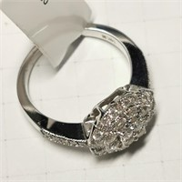 $6900 14K  Diamond(0.75ct) Ring