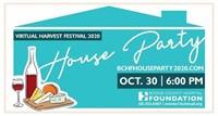 Silent Auction Harvest Festival Gala