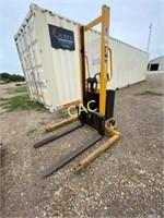 Blue Giant XPS22-63 Walk Behind  Forklift