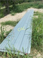 Approx. 100pc 29 Gauge used Tin 26' long