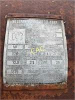 Ford 801 Power Master Propane