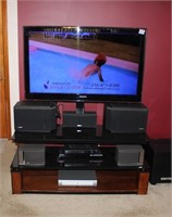 TV Stand with Swivel Mount Only