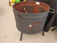 Chicago Cubs Fire Pit