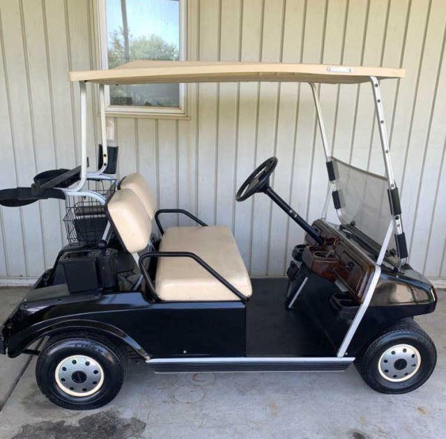 Presidential 48V Golf Cart