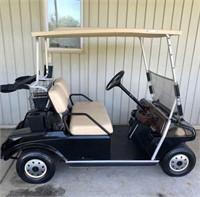 Presidential 48V Golf Cart
