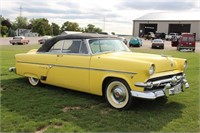 1954 FORD SUNLINER CONVERTIBLE