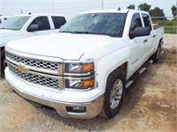 9/29 20 Late Model Chevrolet Pick Ups