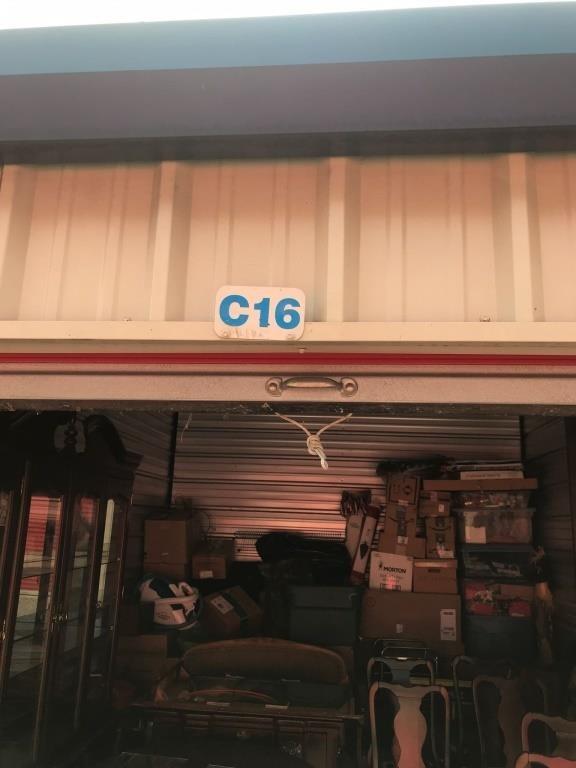 Online Storage Auction - Belleville, IL   9/16 - 9/21