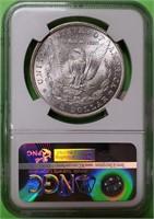 "1902 ""O"" MS64 - MORGAN SILVER DOLLAR (36)"