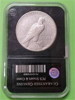 1926 -  PEACE SILVER DOLLAR (106)