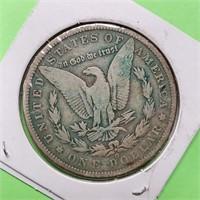 """1900 """"O"""" - MORGAN SILVER DOLLAR (109)"""