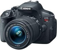 Canon Rebel T5i DSLR Camera - NEW