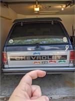 1989 Chevrolet Blazer Tahoe