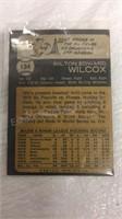 Pair of Autographed Milt Wilcox Plush