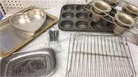 Muffin Pan, Cooling Racks and More