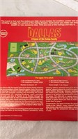 Vintage Dallas Game & Noise Maker
