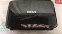 RCA Portable DVD Player w/Accessories