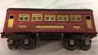 The Lionel Lines Train Pieces