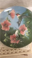 Set of 4 Knowles Bird Collector Plates