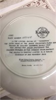 Set of 4 Collector Plates Inc Annie & Sound of