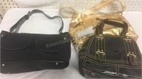 Trio of Purses/Handbags NWT