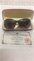 Pair of Camrose & Kross Sunglasses with Case