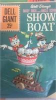 Assorted Vintage Walt Disney/Donald Duck/Uncle