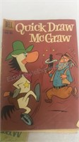 Vintage Popeye, Beetle Bailey, Quick Draw McGraw