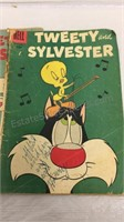 Vintage Tweety & Sylvester, Ruff and Reddy, and