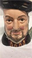 Royal Doulton Henry VIII D 6642