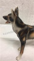 Golden Crown E&R Austria Dog Figurine