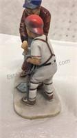 Norman Rockwell Big Decision Figurine