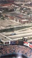 Vintage Detroit Tiger Stadium Poster