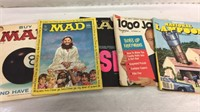 Vintage Mad, National Lampoon and other Assorted