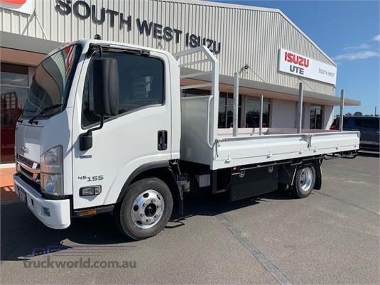 2015 Isuzu NPR 45 155 AMT MWB South West Isuzu - Trucks for Sale