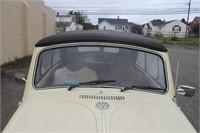 1972 Volts Wagon Convertable/NO BUYER'S PREMIUM