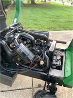 """John Deere F1145 Diesel 72"""" Mower"""