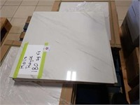 180 square feet of Rolls-Royce tile 600 mm by 600