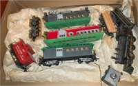 Trains, Cars, Toys & Magic with Antiques and Collectibles